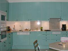 Lackierung Küchenfronten Küchenmöbel - NEULACK Autolackierung ...